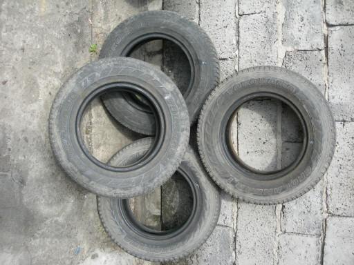 TIRE TIRES YOKOHAMA 205/80 R16 A SET 4PCS