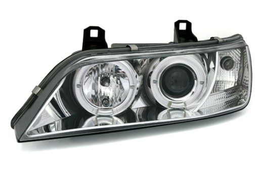 фары передние ANGEL EYES BMW Z3 96-02 CHROM SONAR