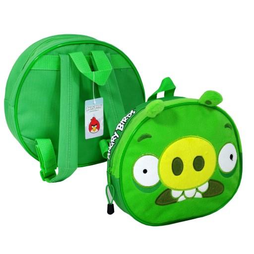 Angry Birds Plecak Dla Przedszkolaka Plusz Swinka 5056079319 Allegro Pl