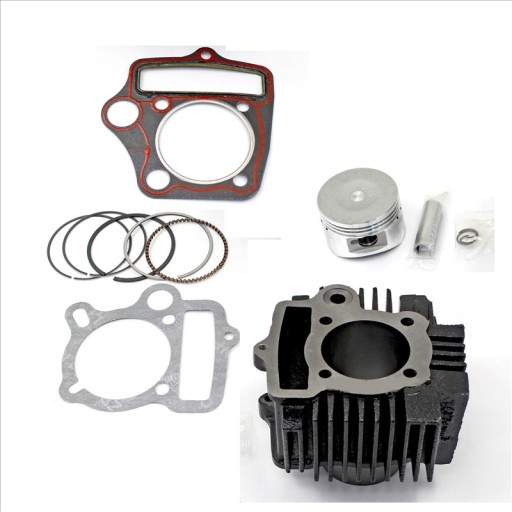TUNING A SET CYLINDER PISTON QUAD ATV CROSS 110/125