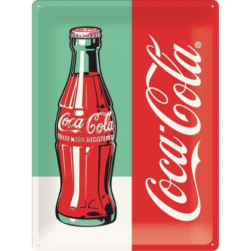 Coca Cola Metalowy Plakat 30x40 Cm