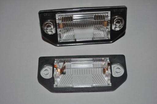 ZIBINTAS (LEMPUTE) NUMERIU REGISTRACIJOS VW PASSAT B5 1996M 1997M 1998M 1999M 2000M