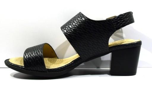 Sandały damskie buty letnie obcas BUT2030-020 R.36 8922385540