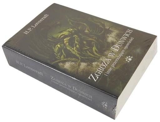 H.P.Lovecraft - Zgroza w Dunwich [NOWA]Zew Cthulhu