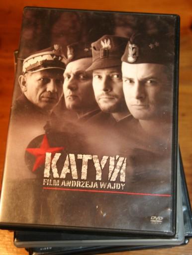 KATYŃ    DVD