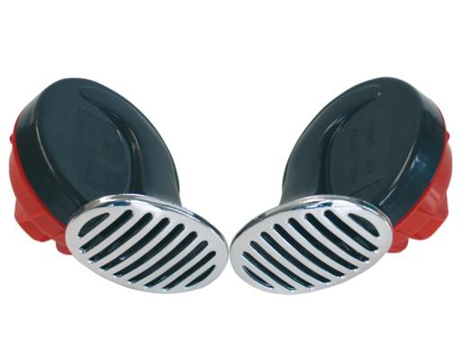 SOUND SIGNAL TWO-TONE SNAILS FANFARA A SIGNAL 120 dB