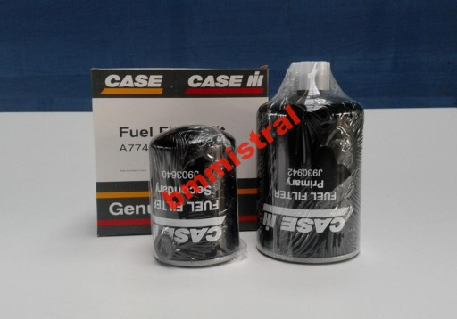 FILTER FUEL (A SET) do MACHINERY CASE