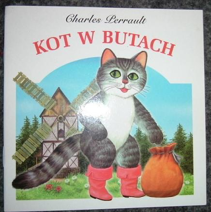 Kot W Butach Charles Perrault
