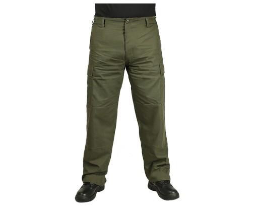 Spodnie BojÓwki BDU Bawełna Rip-Stop US ARMY - M 7299043906 Odzież Męska Spodnie GN MTLYGN-6