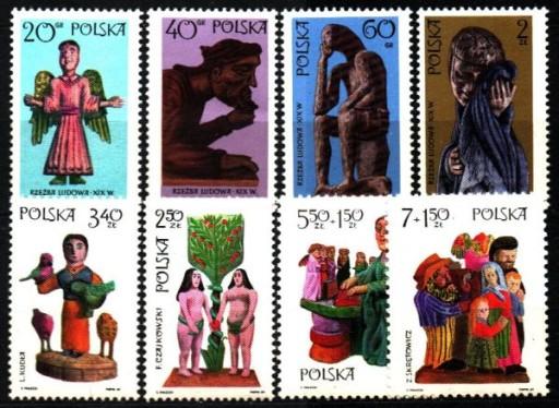 Fi 1824-31 ** - Polska rzeźba ludowa