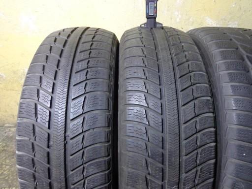 2x Opony Zimowe Michelin Alpin 205 60r16 96h 7 4mm Swiebodzice Allegro Pl