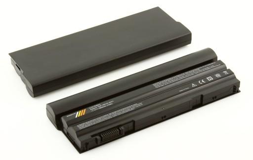 ^DUŻA Bateria DELL 8858X E5520 E6420 E6520 E6530
