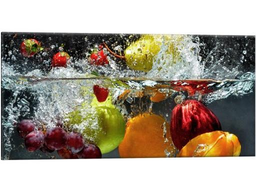 Obrazy Owoce Do Kuchni 115x55 Fotoobraz