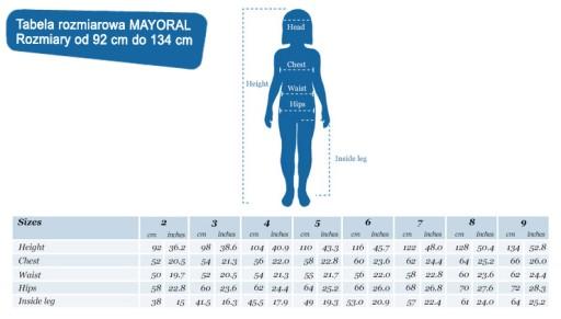 Komplet Mayoral 3190-066 104