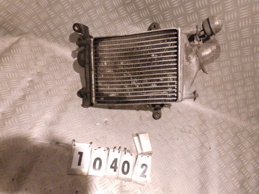 INTERCOOLER RADIATOR ISUZU TROOPER 3.1 MONTEREY