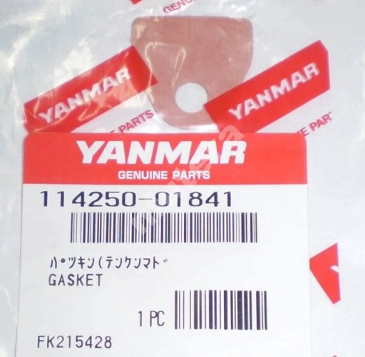 YANMAR PUMP GASKET JET NOZZLES 114250-01841