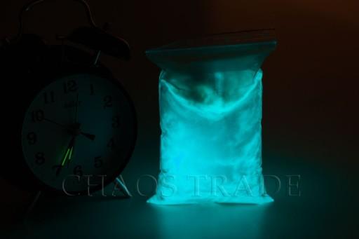 Swiecacy W Ciemnosci Proszek Luminescencyjny 100g 6914316136 Allegro Pl