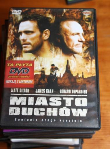 MIASTO DUCHÓW    DVD