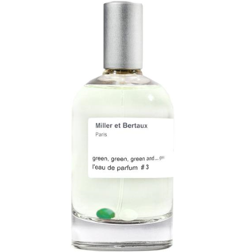 miller et bertaux #3 green, green, green and... green