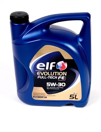 Elf Evolution FULL (PILNAS) (PILNAS)-TECHNIKA FE 5W30 5l LT