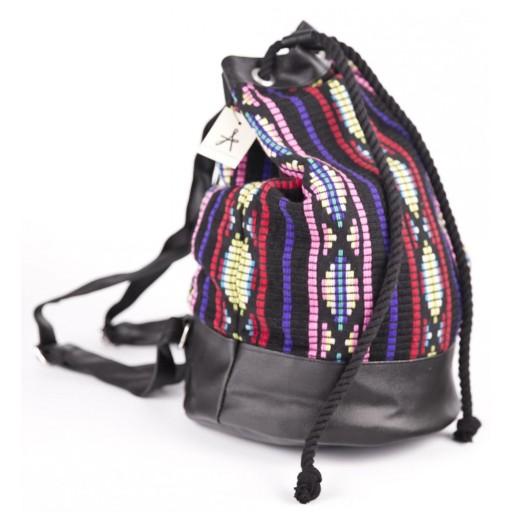 2693efcedc22b Kolorowy plecak-worek PRIMARK 7523098027 - Allegro.pl