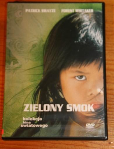 ZIELONY SMOK   DVD