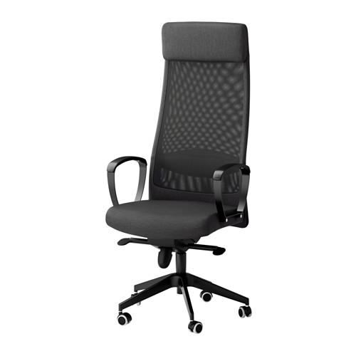 Ikea Markus Krzesło Biurowe Obrotowe Fotel Cszary 6747722178