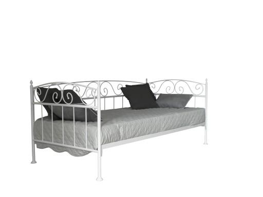łóżko Metalowe Sofa Karo Ii 120 Cm 15kol Producent
