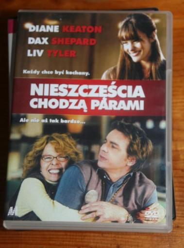 NIESZCZĘŚCIA CHODZĄ PARAMI    DVD