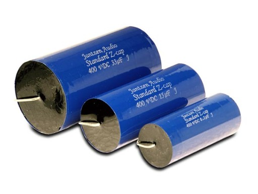 JANTZEN AUDIO kondensator Standard Z-cap 10,00 uF