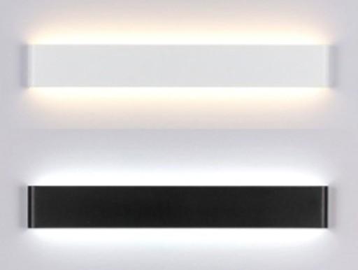 Rewelacyjny kinkiet lampa LED do sypialni salonu schody 110 cm 6863397580 BS79