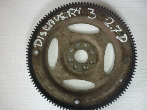 RATAS DANTRATIS LAND ROVER DISCOVERY 3 III 2,7 TDI