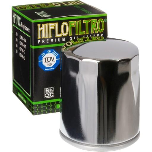 Filtr Oleju HF170C CHROM HARLEY DAVIDSON ELECTRA