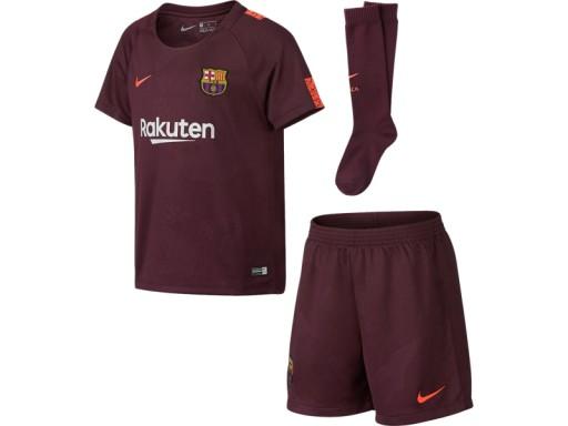 641d45ab5 Strój junior Nike 3RD FC Barcelona 122-128 7573781372 - Allegro.pl