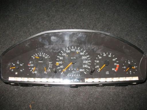 Licznik zegary deska Mercedes R129 SL cabrio W140