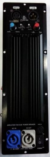 Cyfrowy moduł wzmacniacza 600W 4 OHMY