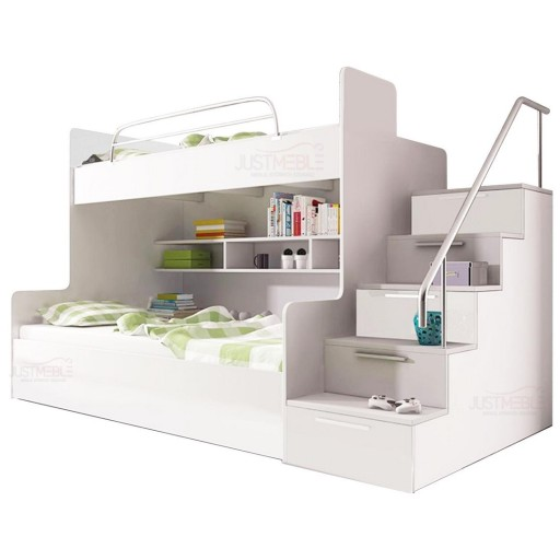 łóżko Piętrowe Raj 2 Stelaże