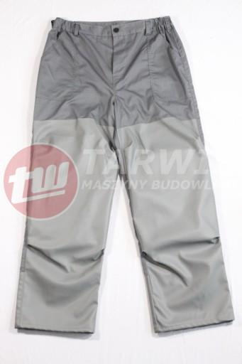 Spodnie posadzkarskie do pasa rozmiar L