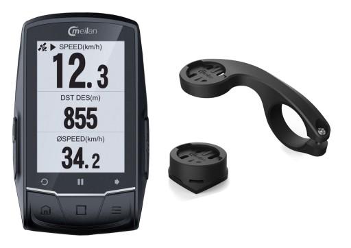 Meilan M1 Licznik Rowerowy Bluetooth GPS Navi ANT+