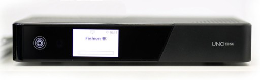 VU+ UNO 4K SE 1xDUAL DVB-S2X FBC - nowa głowica