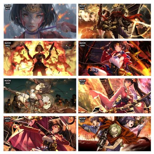 Kubek Anime 330ml Kabaneri of the Iron Fortress