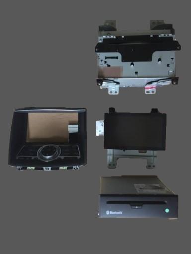 NAVI NAVI GPS MULTIMEDIJA INFINITI EX37 EX35 2008M zVAT EURO