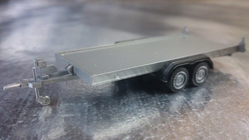 Herpa Cars 052450 Car trailer Skala 1:87