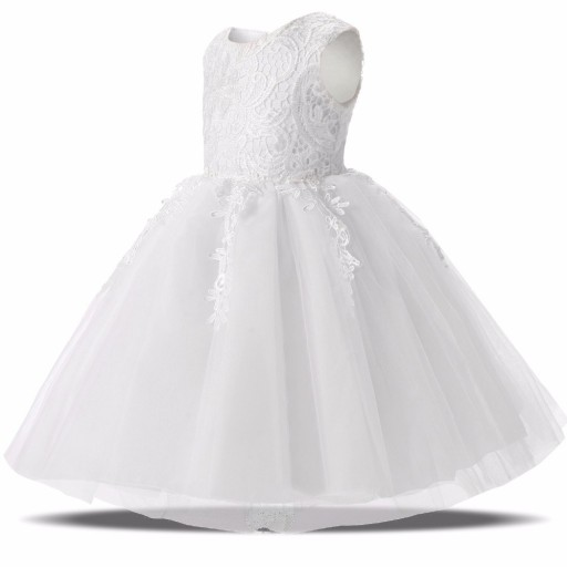 6ecad1eb0f SUKIENKA suknia ślub wesele druhna 110   116 (7523672291) - Allegro ...