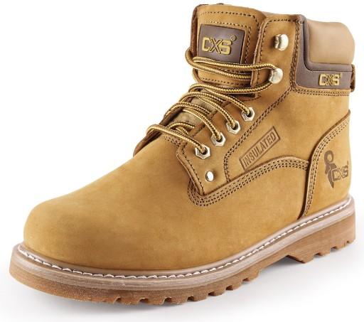LEKKIE i WYGODNE buty skórzane trekingowe ROAD 39