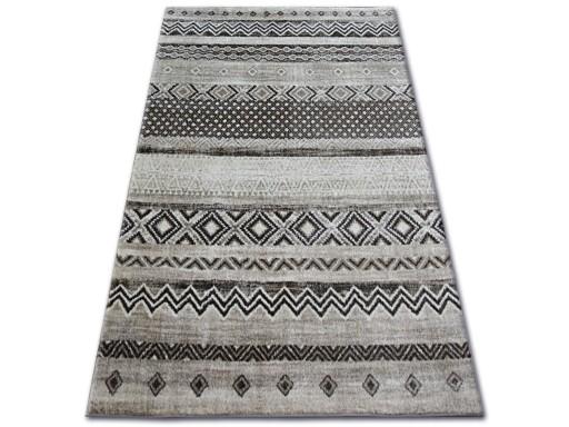Dywany łuszczów Shadow 60x100 Romby Krem At1787