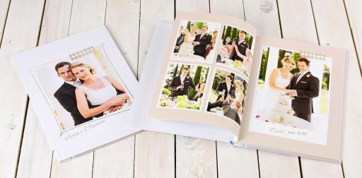 Fotoksiążka, Fotoalbum - A4 pion 28 stron