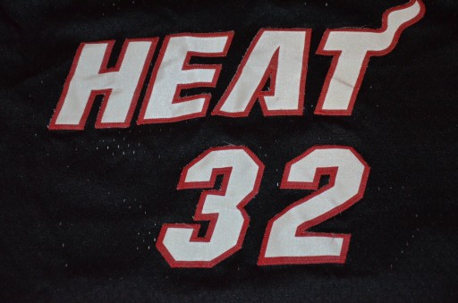 NBA REEBOK MIAMI HEAT SHAQ O'NEIL #32 UNIKAT !!! (7618392799