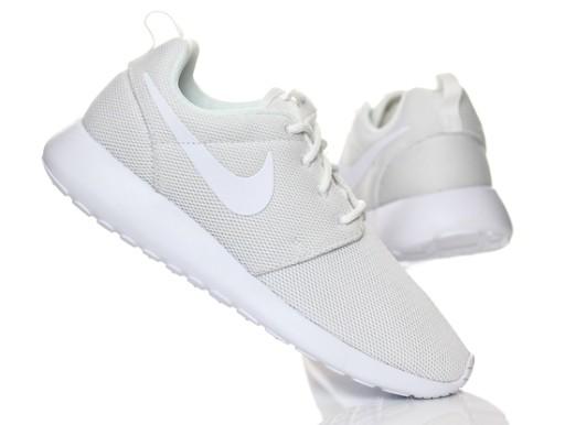 DamskieMęskie Nike W Roshe One 100 biały
