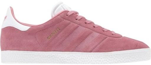 buty damskie ADIDAS GAZELLE J CQ2882 różowe 36 23